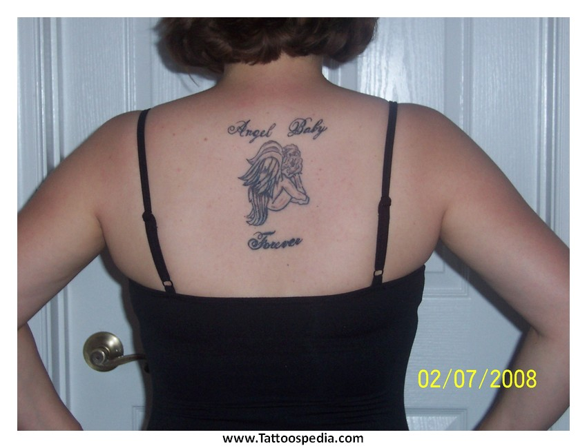 Angel Tattoos Remembrance 1