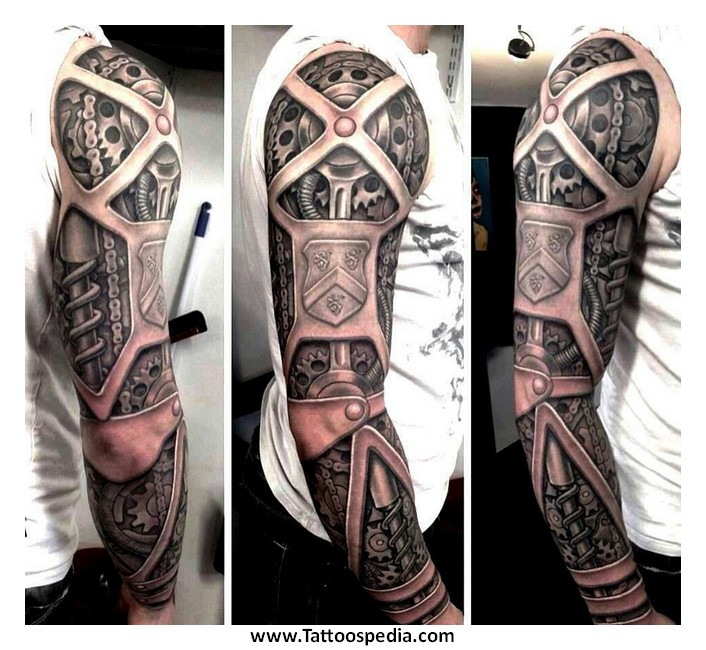 Biomechanical Tattoos Page 4 | Male Models Picture