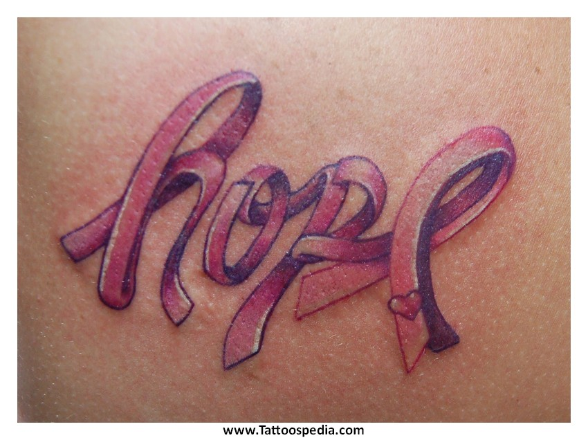 Examples Of Breast Cancer Tattoos 3