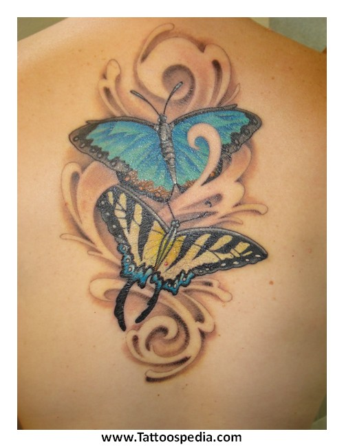 butterfly tattoo hip meaning 4. Black Bedroom Furniture Sets. Home Design Ideas
