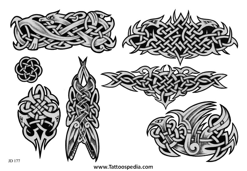 Celtic Tattoos And Designs 4