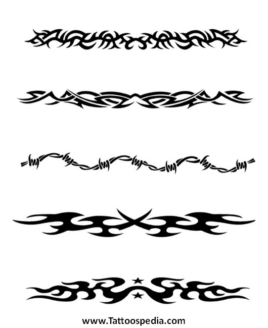 Celtic tattoos for Celtic armband tattoos and meanings