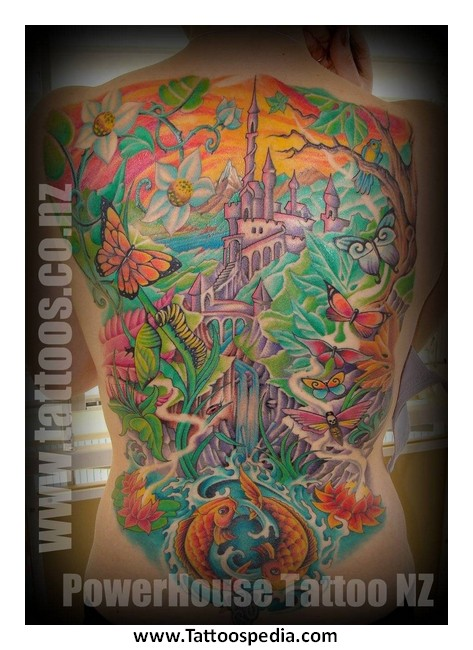 Celtic tattoos nz 4 for Best tattoo artists in northern california