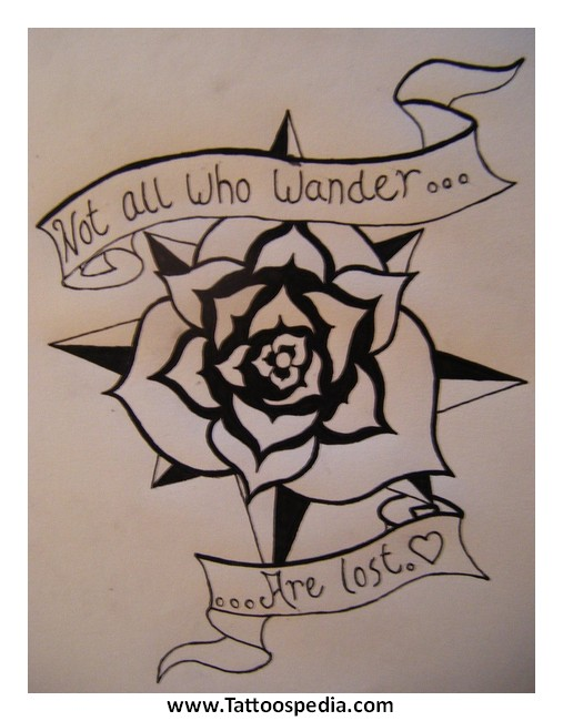 Compass Tattoo Quotes 1