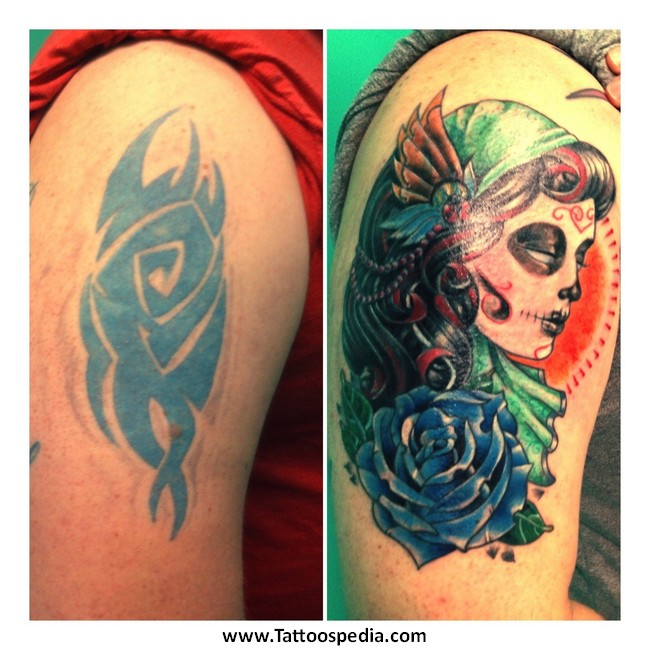 tony baxter ForCool Cover Up Tattoos