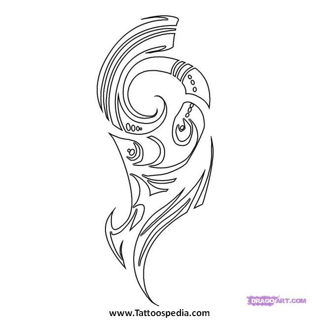 Cool Tattoos Easy To Draw 4