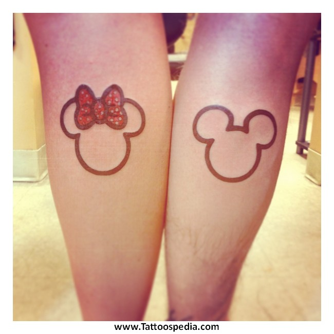 Couple Tattoos That Fit Together 1