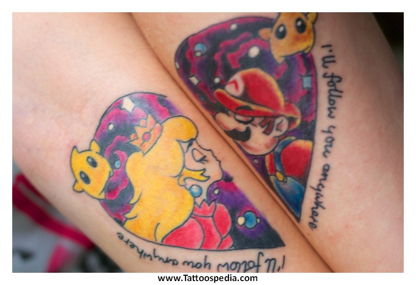 Couple Tattoos That Fit Together 3