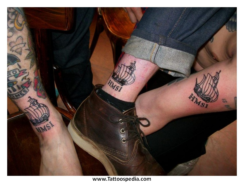 Couple Tattoos That Fit Together 5
