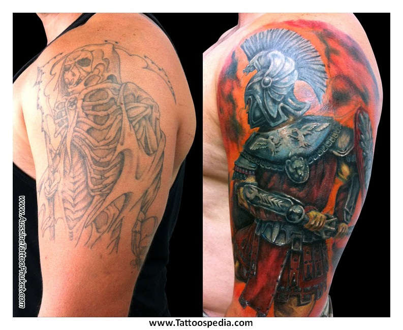 Japanese Cover Up Tattoo Designs 5 |