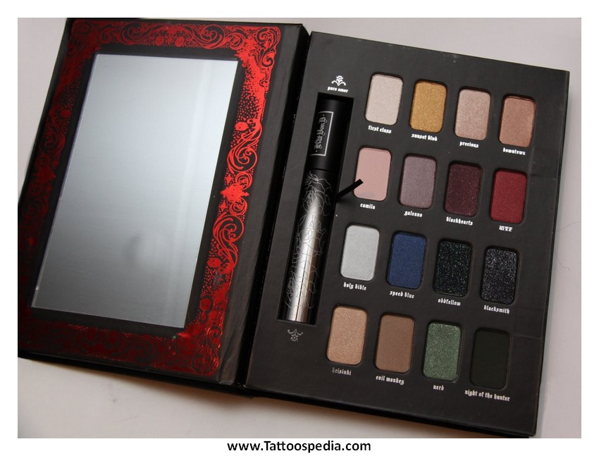 Kat von d tattoo cover up reviews 2 for Kat von d cover up tattoo