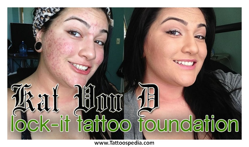 Kat von d tattoo cover up reviews 9 for Kat von d cover up tattoo