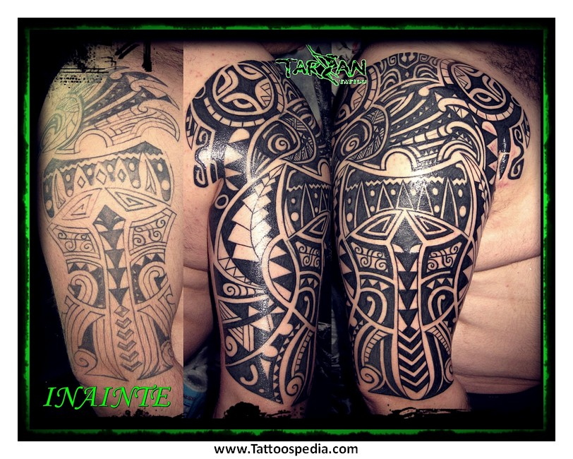 Maori Tattoo Cover Up: Pin Maori-cover-up-do-it On Pinterest