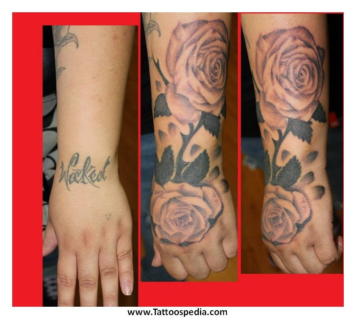 Cover up tattoos for How to cover a wrist tattoo