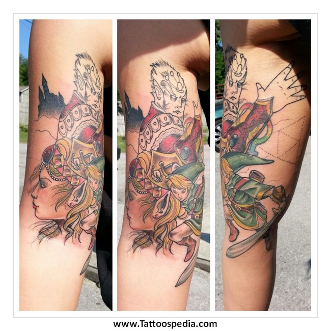 Tattoo cover up sleeve walmart the for Tattoo cover sleeves