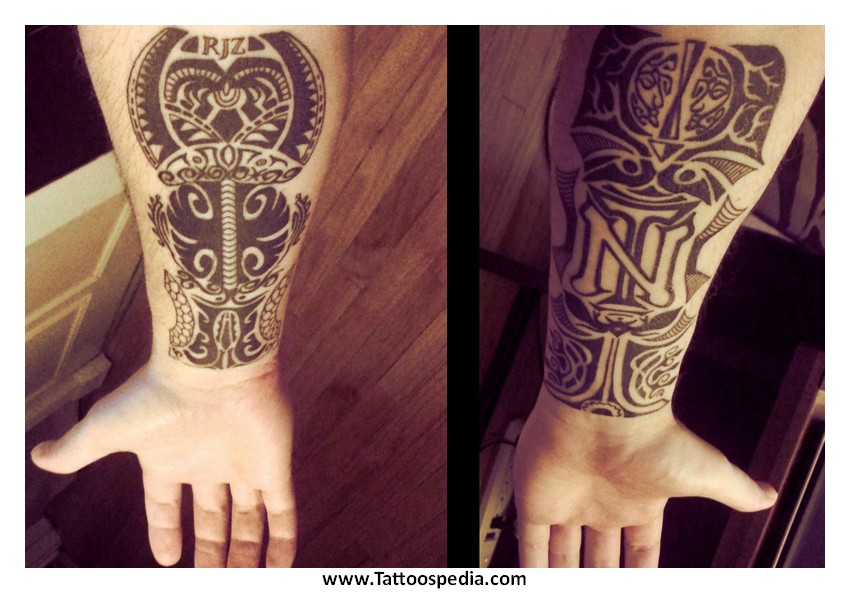 Tattoo Cover Up Sleeves Forearm 10 |