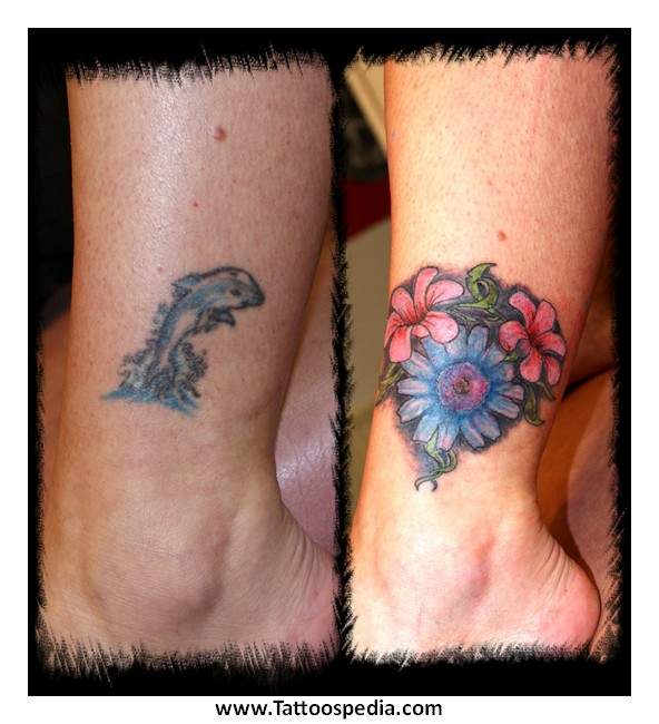 Flower Tattoo Wrist Cover Up Images Free Download