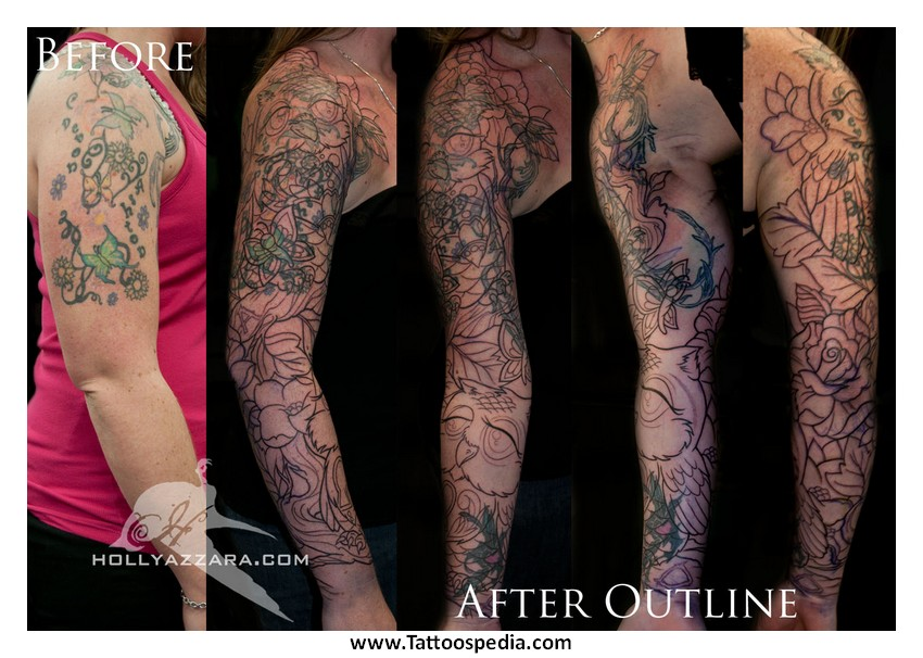 Tattoo Sleeve Cover Up 1  
