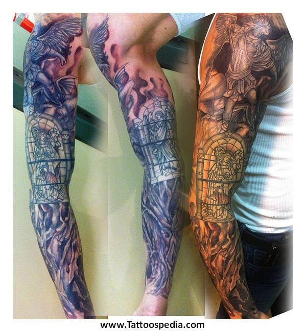 Tattoo Sleeve Cover Up 2 |