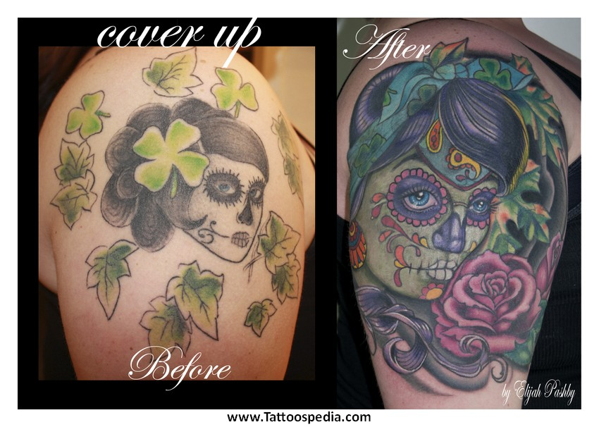 Tattoos Cover Up Designs 4