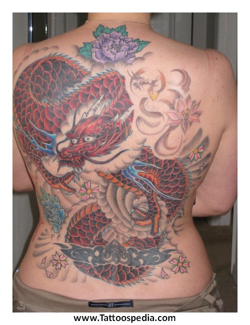 dragon tattoo japanese meaning 5