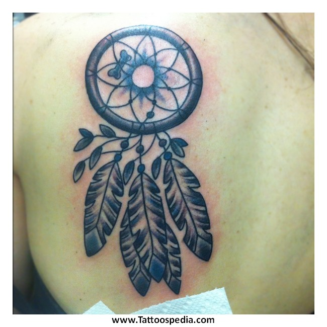 Small Dreamcatcher Tattoo Tumblr 5