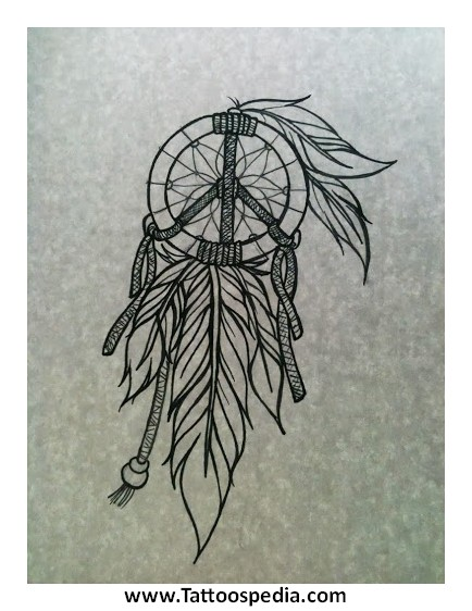what does a dreamcatcher tattoo represent 3