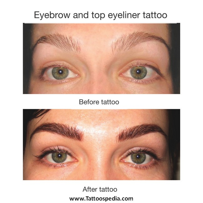 Feather Tattoo Eyebrows 3 |