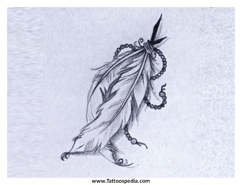 The gallery for --> Native American Eagle Feather Drawings