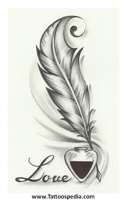 Quotes For A Feather Tattoo 4 |