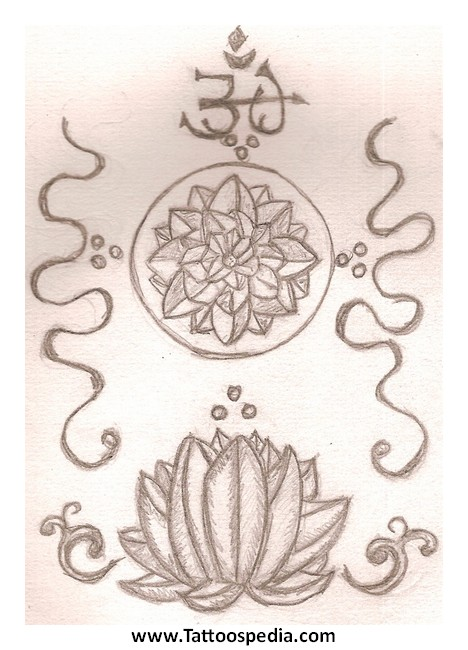 Lotus Flower Tattoo Designs Tumblr 2