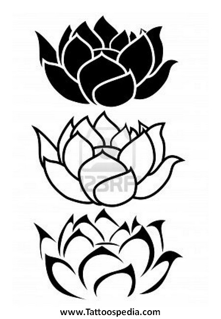 87af824f1 Red Lotus Flower Tattoo Meaning 9