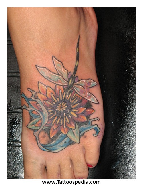 Foot Tattoos Experience 3
