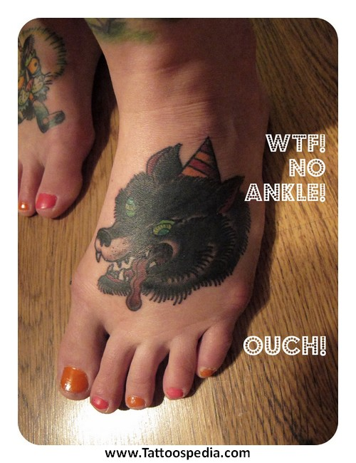 Aftercare the ankle pictures to pin on pinterest tattooskid for Foot tattoo aftercare