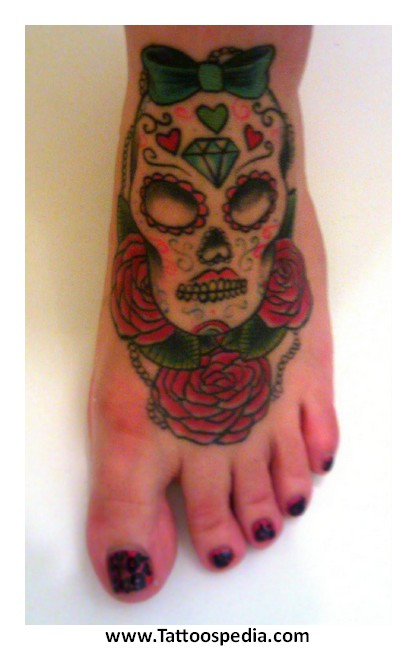 Foot tattoos most painful 3 for How sore is a tattoo on your foot