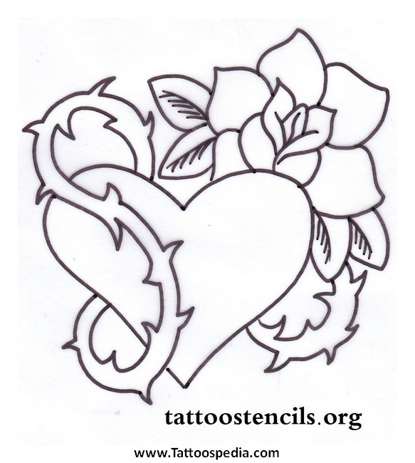 Go Back > Gallery For > Gangster Heart Drawings Mickey Mouse Love Drawings