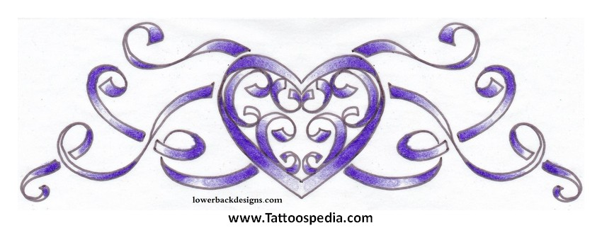 Heart Tattoo Designs to Draw Heart Tattoos Designs With