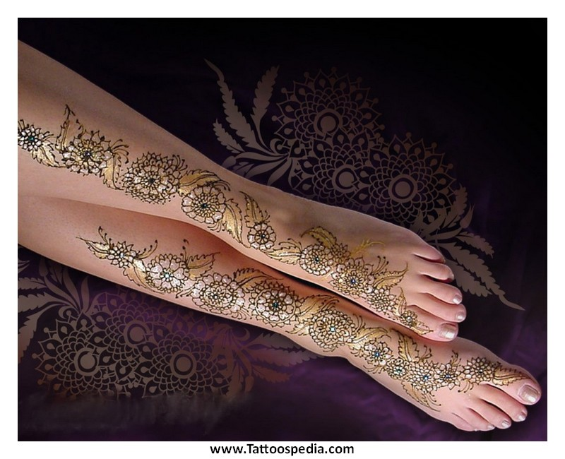 Henna Tattoo Tips : Tony baxter