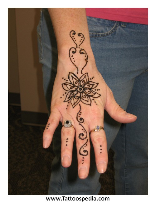 Henna Tattoo Tulsa : Tony baxter