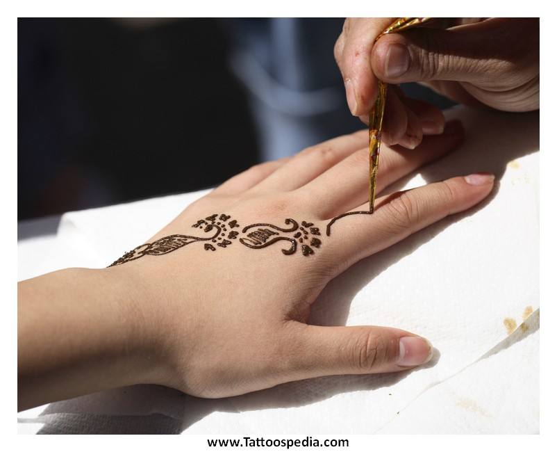 Is a barcode tattoo scannable tattoospedia for Henna tattoos locations