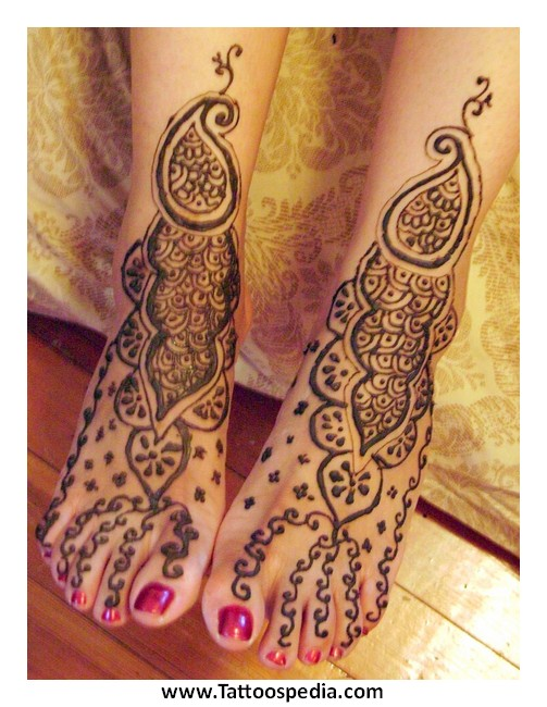 henna tattoos with meaning 7
