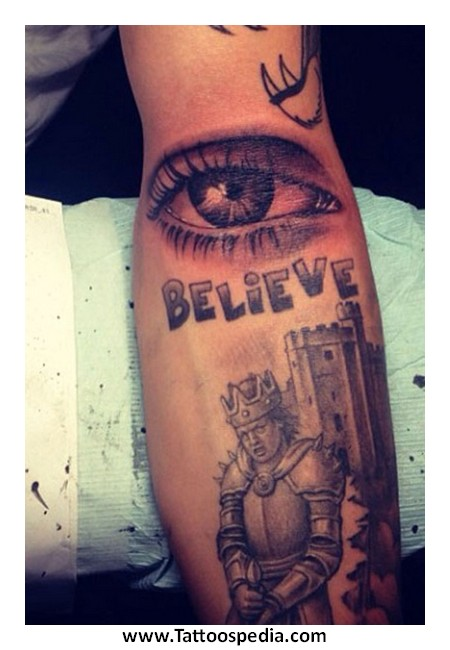 Justin Bieber S 29 Best Tattoos And Their Meanings Custom Tattoo
