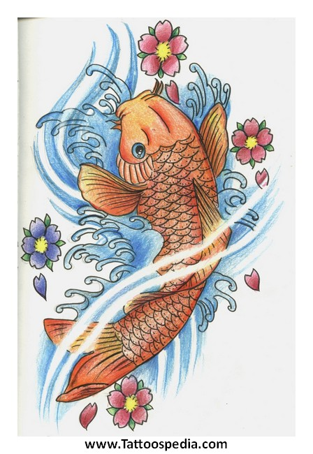 2 koi fish tattoo meaning 1 for What does koi mean