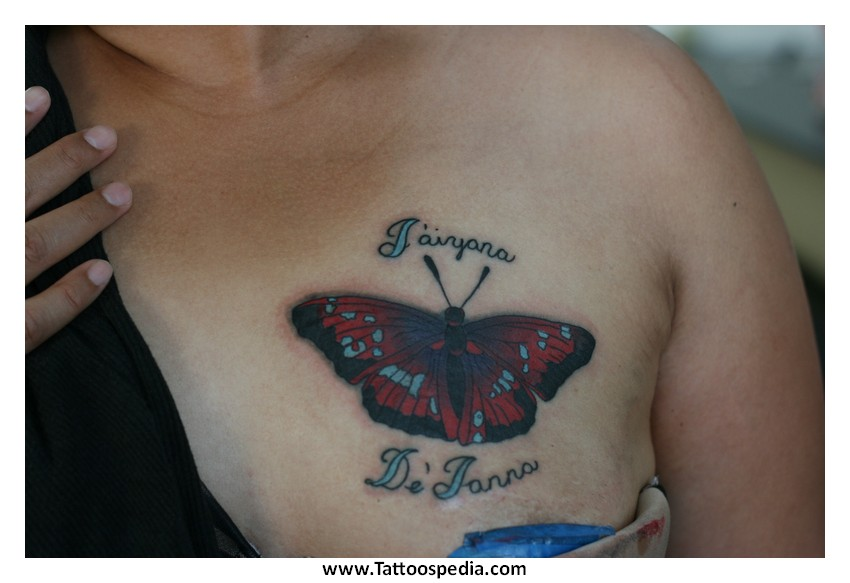 lower back tattoo name designs 4