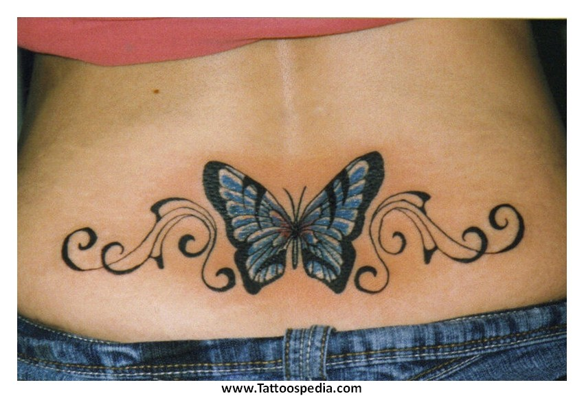 lower back tattoo removal before and after 3