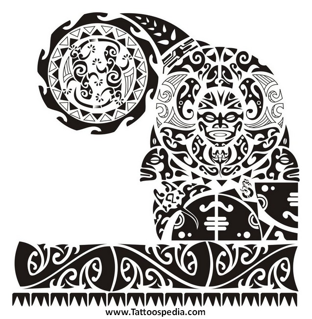 Maori Tattoo Meanings And Designs 1