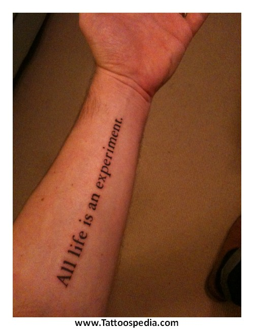 Meaningful Quotes Tattoos Love 10