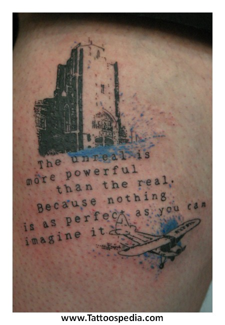 Meaningful Quotes Tattoos Love 5