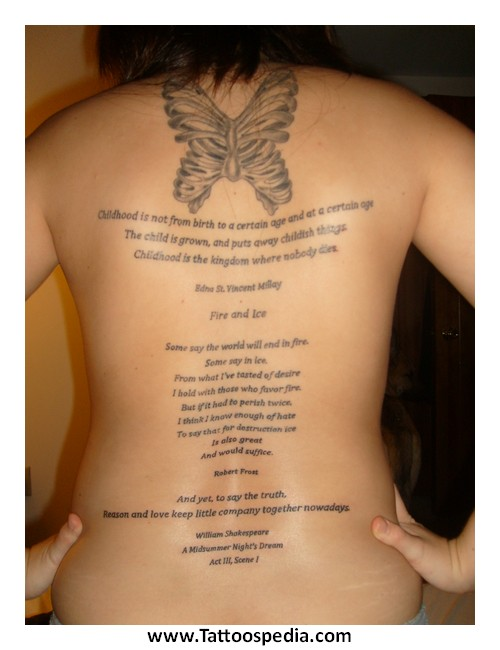 Short Meaningful Tattoos Quotes 3