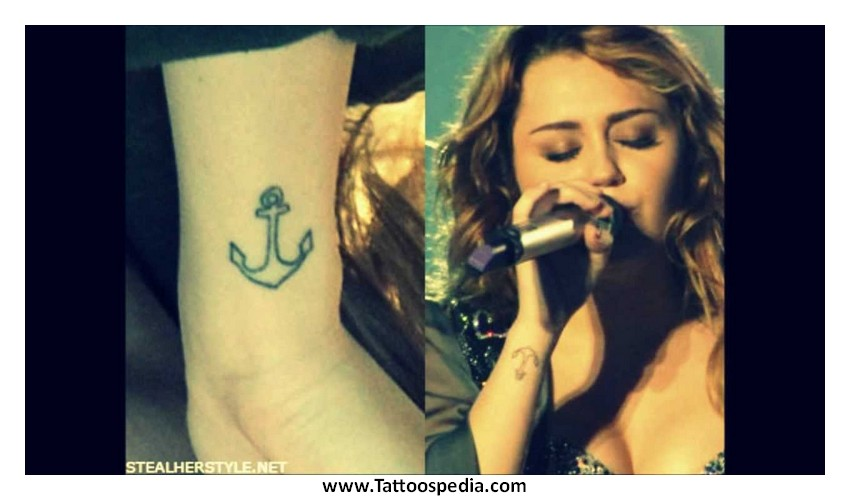 Miley Cyrus Inspired Tattoos 2   187  Miley Cyrus New Tattoo Quote 2Miley Cyrus Karma Tattoo